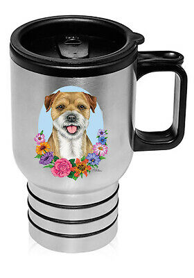 Border Terrier Travel Mug Tumbler TP 93122