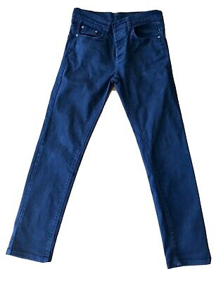 BHS Boys Dark Blue Jeans Age 14