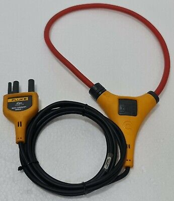 FLUKE iFLEX i2500-18 FLEXIBLE CURRENT PROBE CAT III 1000V / CAT IV 600V