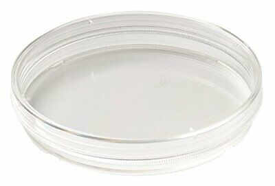Celltreat 229693 Non-Treated Petri Dish with Grip Sterile 15-16mL Working Vol...