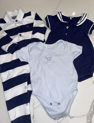 Baby Boys Clothes Age 0-3 Months