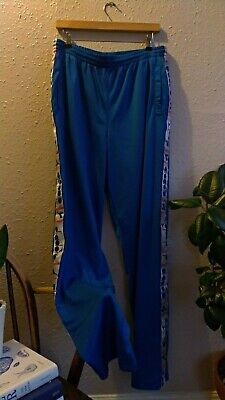 Diadora Blue Sports Pants - Size 46 (used)