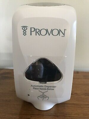 Provon Automatic Touchless Soap Dispensers 1.2L White 8 Count NEW