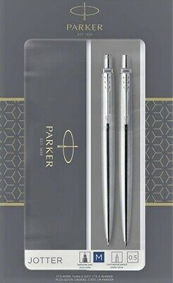 Ballpoint Pen & Pencil Set Parker New in a Great Looking Gift Box Free Shipping