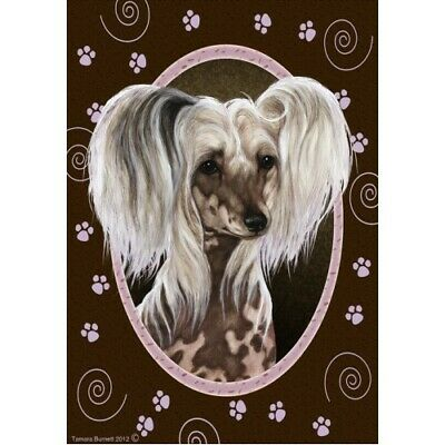 Paws Garden Flag - Chinese Crested 170691