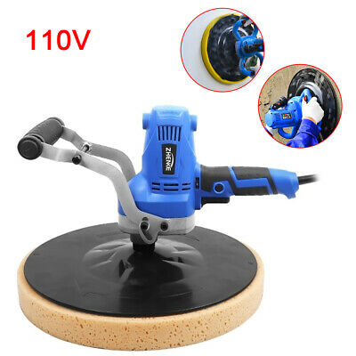 Adjustable Electric Concrete Cement Mortar Trowel Wall Smoothing Polisher SALE!