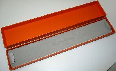 APPLE WATCH HERMÈS BAND Single Tour Box & Dust Cover  ~ GENUINE, NO RESERVE!
