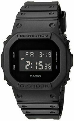 Casio CASIO G-SHOCK G shock G shock Solid Colors DW-5600BB-1 Solid... from Japan