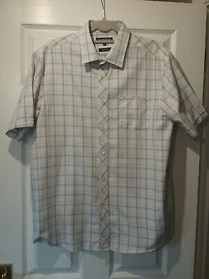Mens Shirt Taylor & Wright Size L