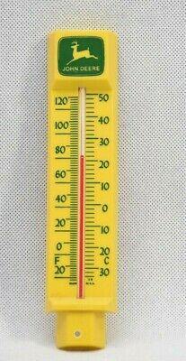 Vintage Advertising Thermometer, John Deere Classic Small