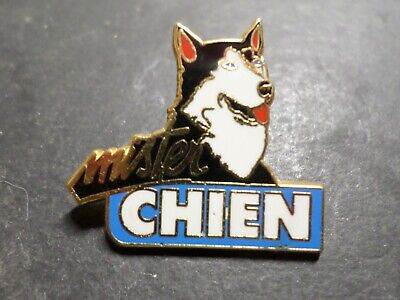 Collection Pins Objects Advertising Images, Mister Dog, Onesse, Dog Badget