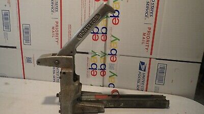 Vintage Bostitch Manual Top Closer Box BOXLOK Staple