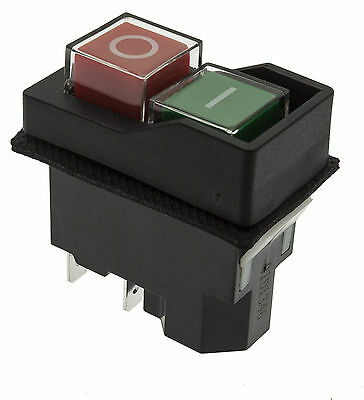 On/Off Switch Replaces KJD17 on Bench Saws And Many More - 5 Terminal