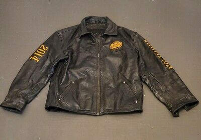 2014 Champion The All American Quarter Horse Congress Original Leather Jacket