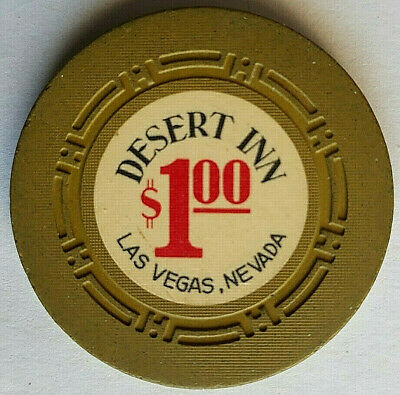 $1 Desert Inn - LAS VEGAS Casino Chip