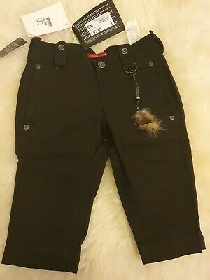 Liu.Jo Boys capri play trousers 8 years black BNWT RRP95