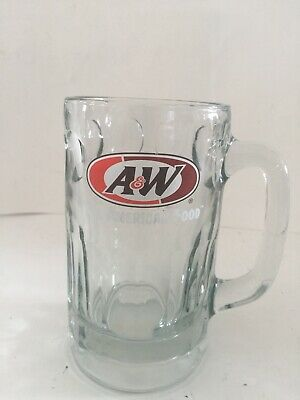 Vintage A & W Root Beer Float  Mug