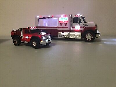 SOLD OUT 2020 hess truck ambulance