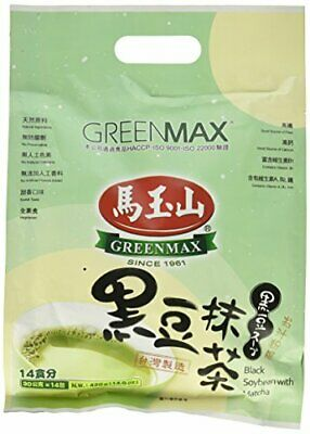 Greenmax Sc/Bag Blk Soybean With Matcha