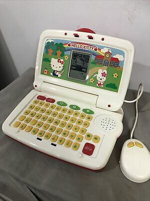 Hello Kitty Sanrio Red Laptop For children