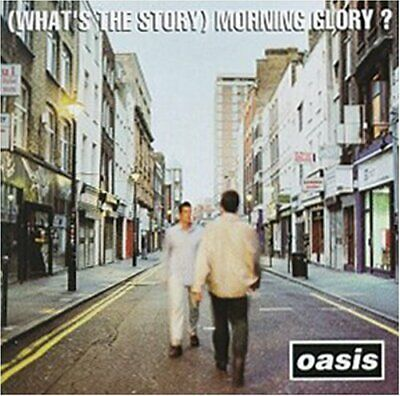 Oasis - Whats the Story Morning Glory [MINIDISC] - Oasis CD 1PVG The Cheap Fast