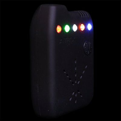 BUZZERS FOR CARP FISHING GARDNER DELUXE RECEIVER YELLOW LED LENSES FOR ALARMS