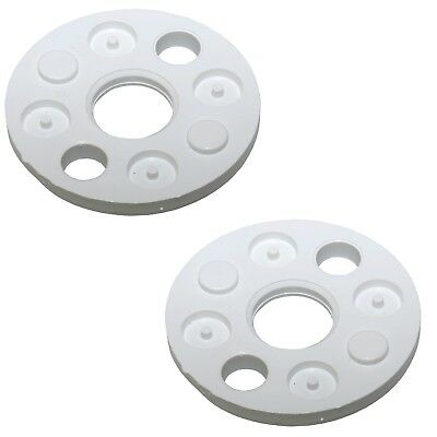 2x Lame Entretoises Coupe Flymo Hover Compact 300 330 350 HOVERSTRIPE RXE250 FLY017