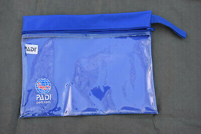 PADI PIC Positive Identification Card 10036 Includes Processing Fee