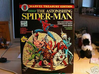 Marvel Treasury Edition 18 Spider-Man  + Riesenformat +