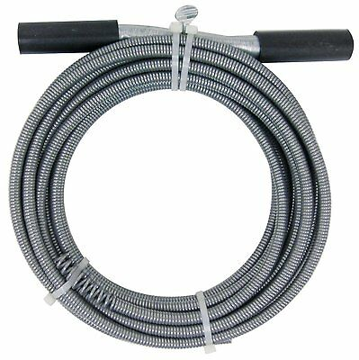 50' Pipe Drain Auger / Snake Clog Remover