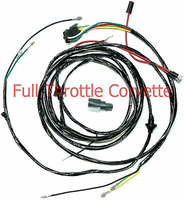 1966 Corvette Wire Harness Set