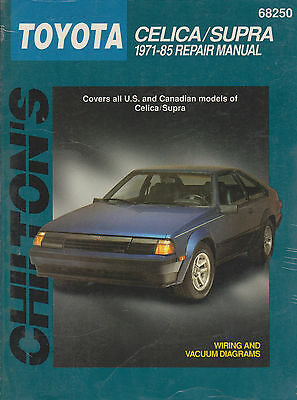1986 1993 chilton toyota celica repair manual 1200 picclick 1971 1985 chilton toyota celica supra repair manual fandeluxe Images