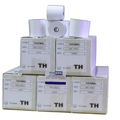Thermal Till Rolls for Casio SE-S2000 SES-2000 SES2000 MD- 5 Boxes