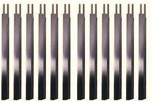 "13"" Eastman Straight Cutting Machine Knives (12 Pack)"