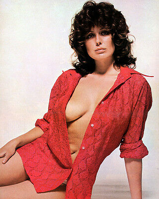 Fiona Lewis Open Shirt Revealing Breast Col 11X14 Photo