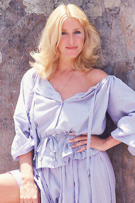 Suzanne Somers Harry Langdon Portrait 24X36 Poster