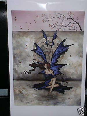 Amy Brown - Sapphire - Limited Edition - RETIRED