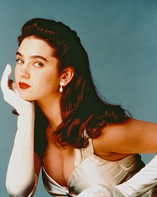 Jennifer Connelly Color 8X10 Photograph The Rocketeer
