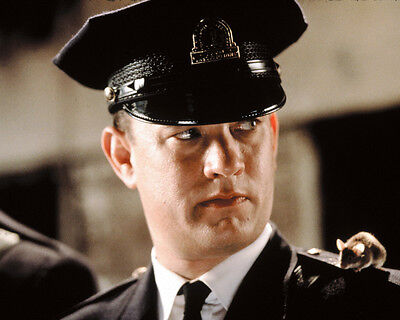 Tom Hanks In The Green Mile 8X10 Color Photo