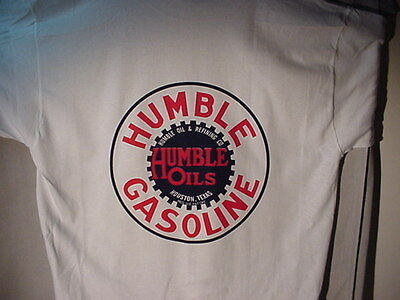 VINTAGE STYLE HUMBLE GAS STATION ATTENDANT T-SHIRT