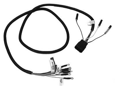Wire Harness Adapter Mercruiser Volvo 14 Pin Male To 9 Pin Female 36