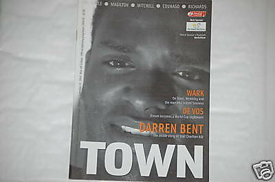 Ipswich v Plymouth Programme 25th Sep 2004