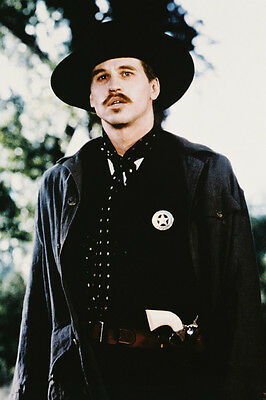 Val Kilmer Tombstone Color 24X36 Poster Print