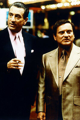 Casino Color 24X36 Poster Robert De Niro Joe Pesci