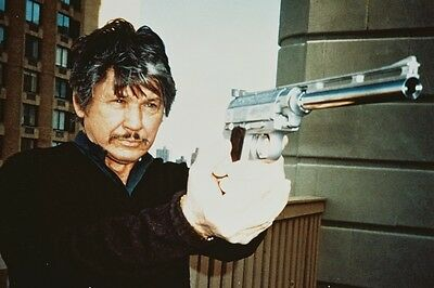 Charles Bronson Death Wish 3 Color 24X36 Poster Print