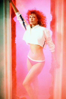 Kelly Le Brock Weird Science Sexy Color 24X36 Poster In Panties Leggy Pin Up