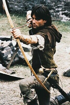 Michael Praed Robin Of Sherwood Color 24X36 Poster