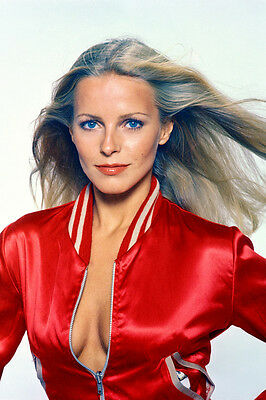 Cheryl Ladd Sexy Busty Revealing Pin Up Poster Photo