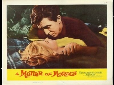 A Matter of Morals  Lobby Card #4