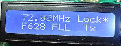 FM PLL TRANSMITTER 1 WATT 60 - 80 Mhz NEW